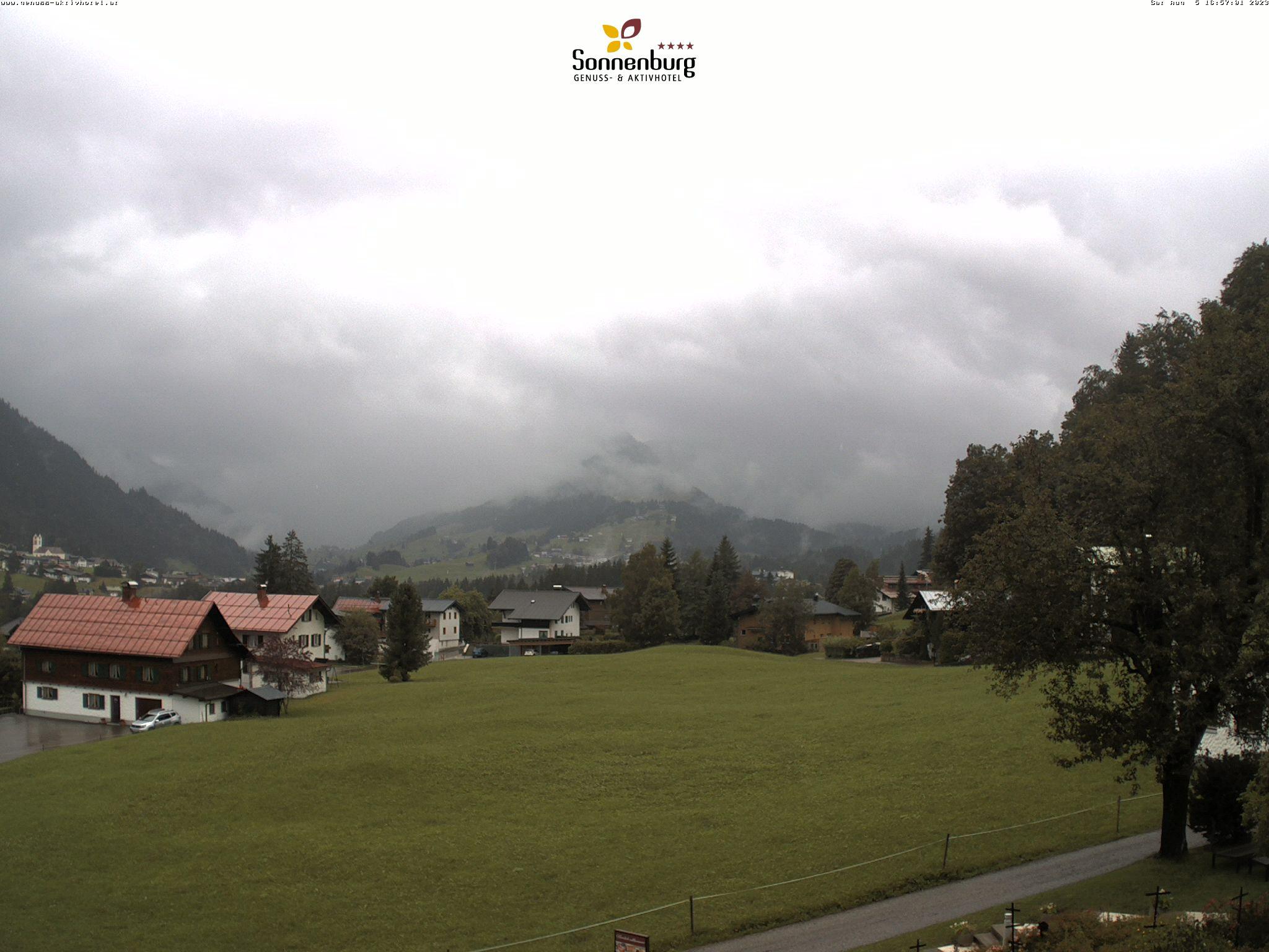 Genuss - und Aktivhotel Sonnenburg - Riezlern Schwende